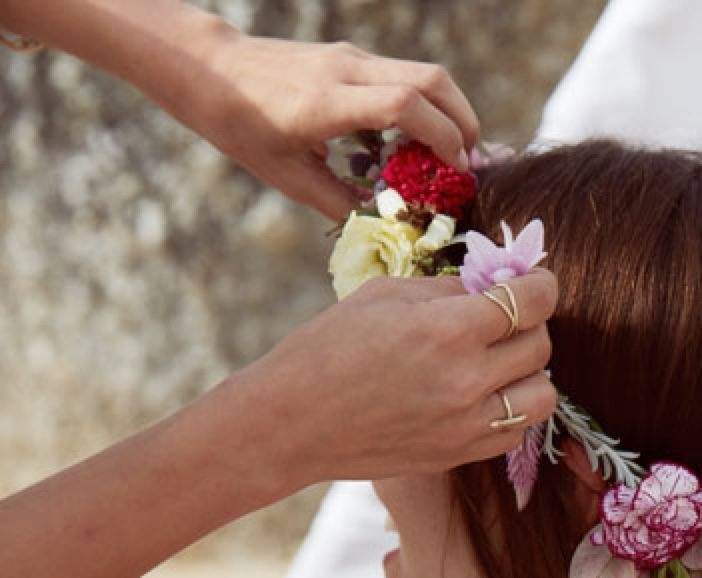 flowers_hair from the souk